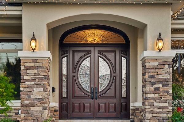 Wooden Doors Constromall